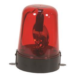 Ibiza Light JDL009R Zwaailicht 220v rood (0)