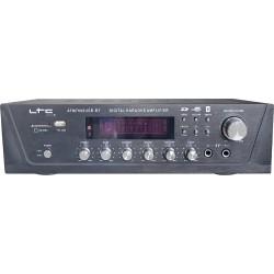 LTC Audio Atm7000usb-bt 2x50w stereo versterker met digital tuner,