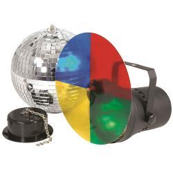 Ibiza Light DISCO3-20 Disco set met gekleurde schijven (0)