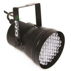 Ibiza Light LP36LED Led dmx par-36 spot (0)