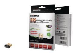 Edimax EW-7811UN 150Mbps Draadlooze IEEE802.11b/g/n