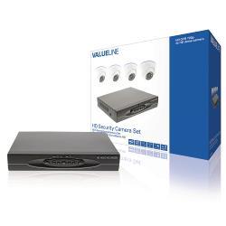 Valueline SVL-AHDSET04 CCTV-Set HDD - 4x Camera