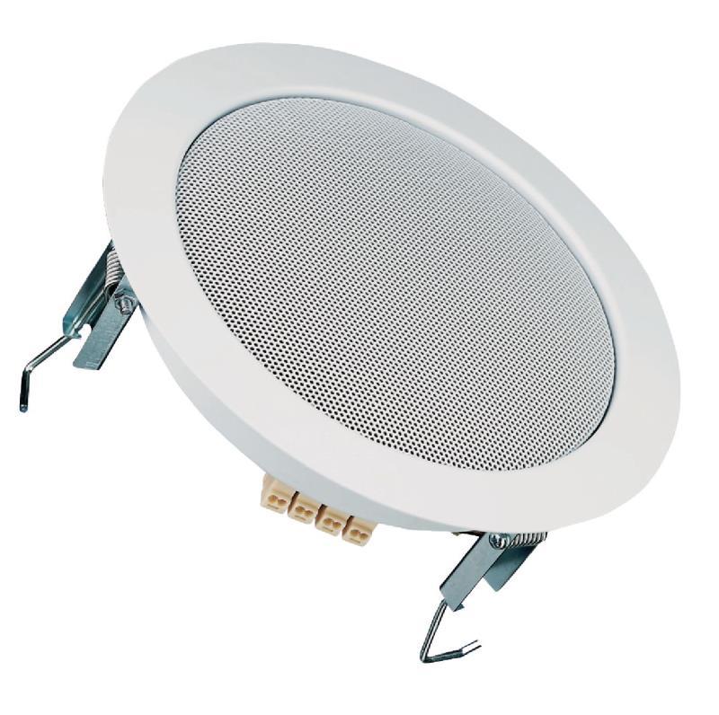 """Visaton 50106 HiFi plafond luidspreker 17 cm (6.5"""") 100 V"""