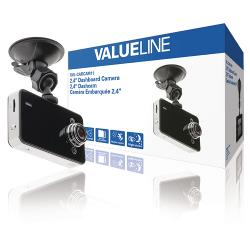 "Valueline SVL-CARCAM11 2.4 "" Dashboard-Camera 1280x720"
