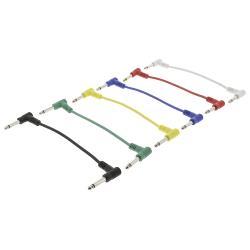 Sweex SWOP23010E030 Mono Audiokabel 6.35 mm Male - 6.35 mm Male 0.30 m Donkergrijs