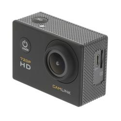 Camlink CL-AC11 HD Action Cam 720p Zwart