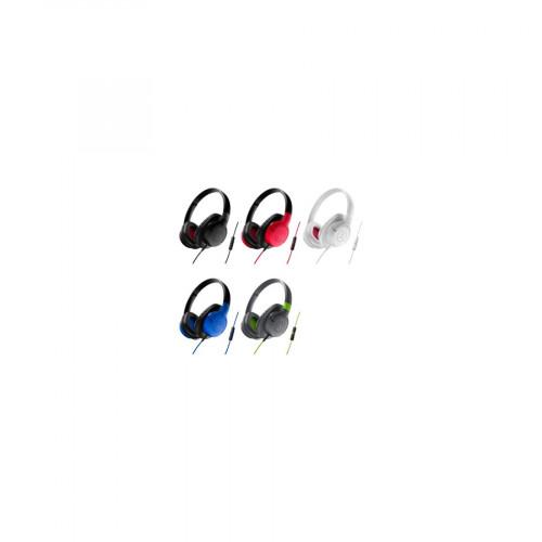 Audio Technica ATH-AX1IS portable hoofdtelefoon kleuren