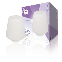 HQ HQMARS01 Tafellamp 3.6 W Wit