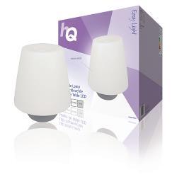 HQ HQMARS02 Tafellamp 3.6 W Grijs