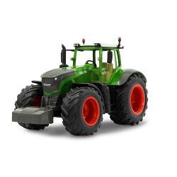Jamara 405035 R/C-Tractor 2.4 GHz Control 1:16 Groen/Zwart