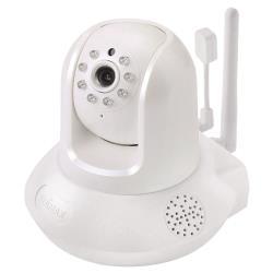 Edimax IC-7113W Smart HD Wi-Fi Pan/Tilt Netwerkcamera met temperatuur & vochtigheidssensor voor Dag & Nacht