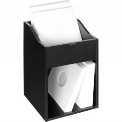 Zomo VS-Box 100/2 Zwart platenkast gevuld