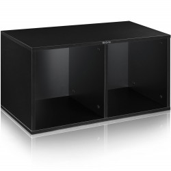Zomo VS-Box 200 zwart platenkast