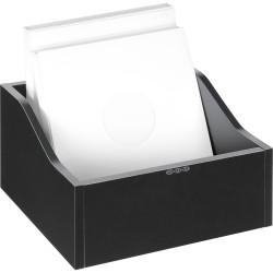 Zomo VS-BOX 100/1 platenkast zwart gevuld