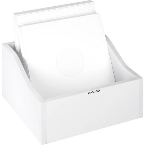 Zomo VS-BOX 100/1 platenkast wit gevuld