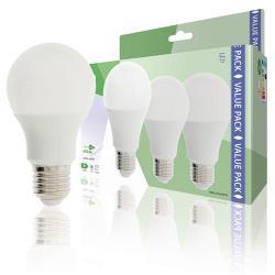 HQ HQLE27A603P03 LED-Lamp E27 A60 5.9 W 470 lm 2700 K