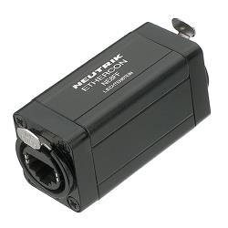 Neutrik NE8FF Feed-through coupler RJ 45 8