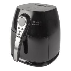 AzurA AZ-AF20 Digitale Hot Air Fryer 1400 W 3 l Zwart