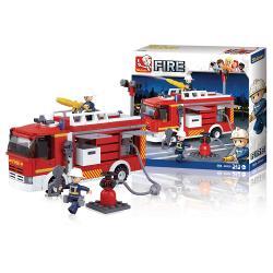 Sluban M38-B0626 Bouwstenen Fire Serie