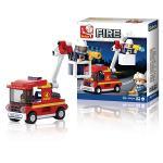 Sluban M38-B0622A Bouwstenen Fire Serie