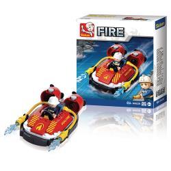 Sluban M38-B0622B Bouwstenen Fire Serie