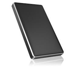 """ICY BOX 60200 Harde Schijf Behuizing 2.5 """" SATA Zwart"""