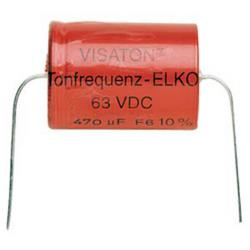 Visaton TONFREQ-ELKOS / BIPOL 150, 5390 Crossover Foil capacitor