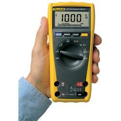 Fluke FLUKE-175 EGFID Digitale multimeter FLUKE 175 TRMS AC 6000 Cijfers 1000 VAC 1000 VDC 10 ADC