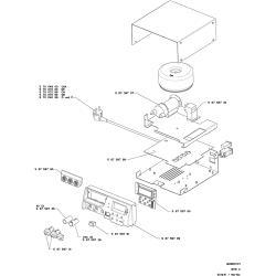 Weller WXR3031 WXHAP200/WXDP120/WXP120 230 Rework station set 420 W F (CEE 7/4)