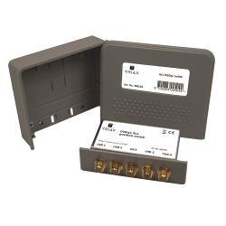 Triax 300504 DiSEqC-Switch 4/1 900-2150
