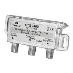 Triax 511102 Satelliet Combiner / 950-2400