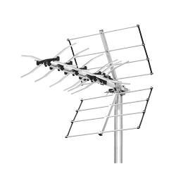 T105501 DVB-T/T2 Buitenantenne 12.5 dB UHF