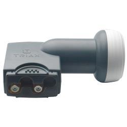 Triax 304438 Universele LNB Twin 0.3 dB