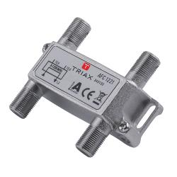 Triax 343132 CATV-Splitter 1.9 dB / 5-1218 MHz - 1