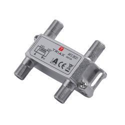 Triax 343134 CATV-Splitter 1.6 dB / 5-1218 MHz - 1
