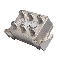 Triax 343135 CATV-Splitter 4.6 dB / 5-1218 MHz - 1