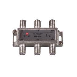 Triax 342416 CATV-Splitter 3.9 dB / 5-2400 MHz - 1