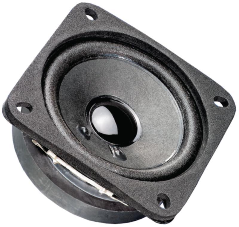 "Visaton 2018 Full-range luidspreker 6.5 cm (2.5"") 8 Ohm"