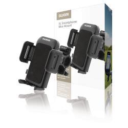 Sweex SWUSPBM100BK Universeel XL Smartphonehouder Fiets Zwart