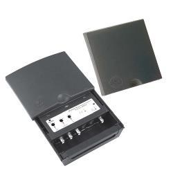 Triax 340956 BIII / DAB+ / UHF Mastversterker 35 dB 470-694 MHz