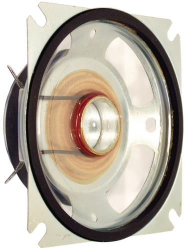"Visaton 2087 Breedband luidspreker waterbestendig 8 cm (3.3"") 4 Ohm"