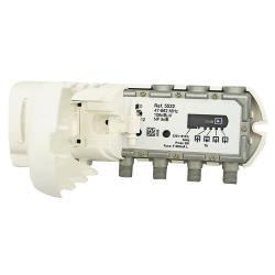 Televés 2335580 CATV Versterker 20 dB 2 Uitgangen