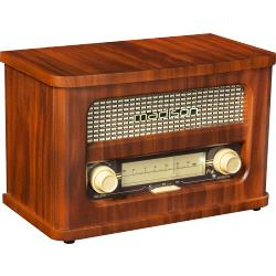 Madison MAD-RETRORADIO Nostalgie radio met bluetooth 1 fm tuner 2 x 10w (0)