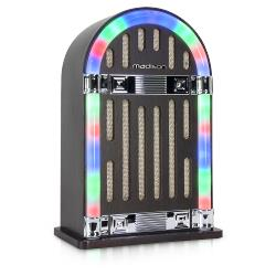 Madison MAD-JUKEBOX10 Nostalgie jukebox met bluetooth (0)