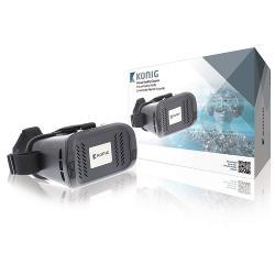 König CSVR100 Virtual Reality-Bril Zwart