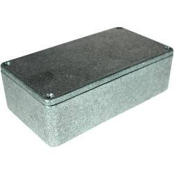 RND Components RND 455-00039 Metalen behuizing, Grijs, 66 x 120 x 40 mm, Die cast aluminium, IP54