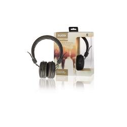 Sweex SWHPBT100B Hoofdtelefoon On-Ear Bluetooth 1.00 m Zwart
