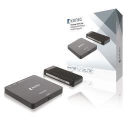 König KN-WLHDMI11 5 GHz Draadloze HDMI Zender 1080p - Bereik 30 m