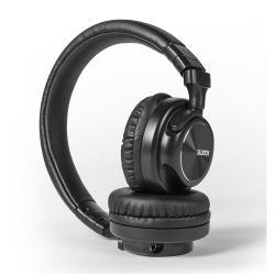 Sweex SWHP200B Hoofdtelefoon On-Ear 1.20 m Zwart