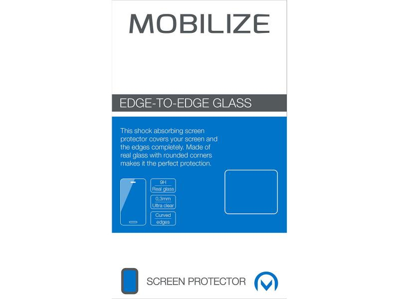 Mobilize 50315 Edge-To-Edge Glass Screenprotector